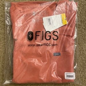 Figs Other - Brand new fig scrub top